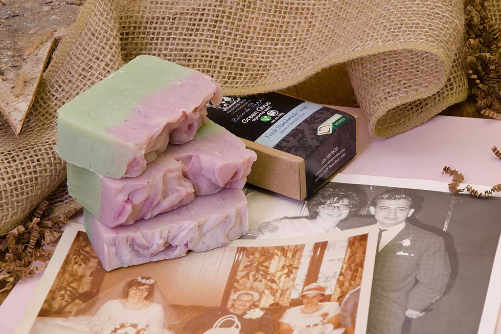 Blanche Papple - Handmade Soaps