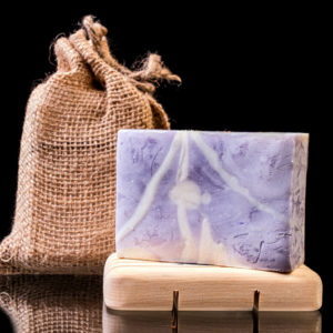 Zesty Lavender Mint With Eco-friendly Pine Soap Deck