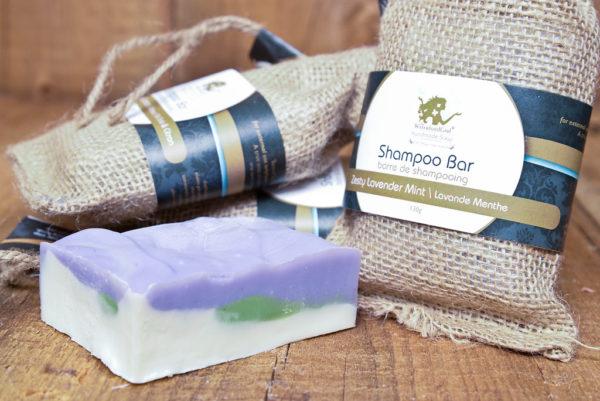 Zesty Lavender Mint Without Soap Deck